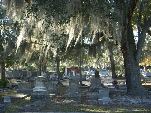 Cemetary in St Marys