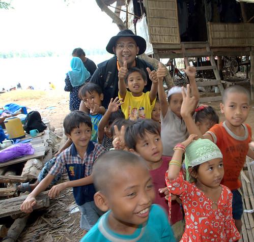 Reza In Cambodia