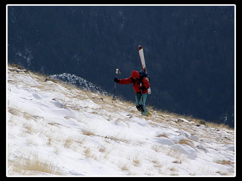 esquí en bisaurin