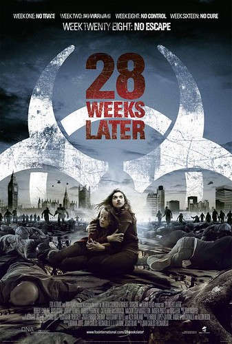 28 Semanas Después Poster