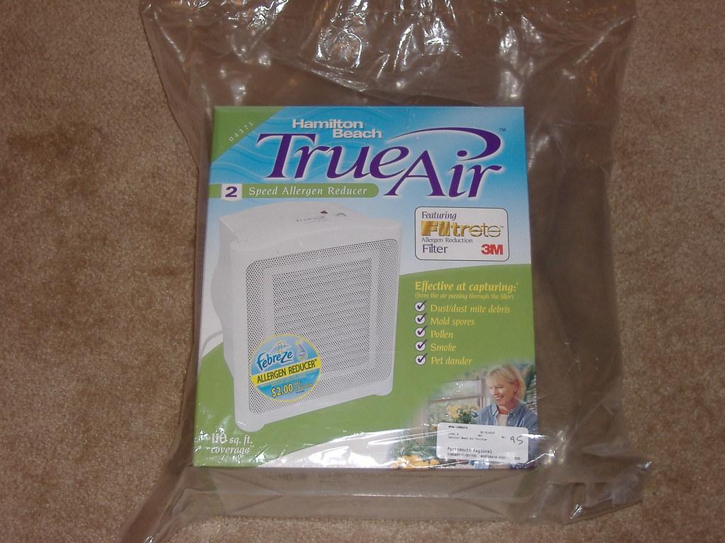 True air filter