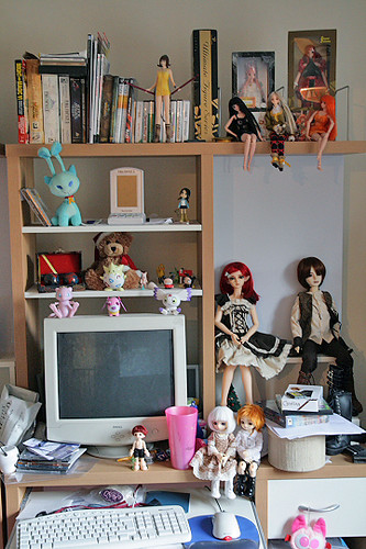 1/366 - My desk