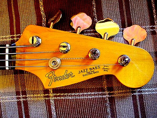 Jazz Bass '62 Japan Reissue by myridzwan.