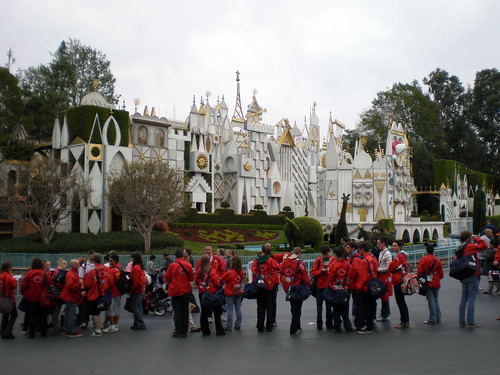 It's a Small World, Unless You Invite the Band