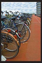 Bicycles City, Amsterdam. July 13, 2007. No. 391. (Izakigur) Tags: street urban holland netherlands dutch amsterdam bike bicycle nikon europa europe flickr feel nederland netherland d200 mokum vlo bicicletta flets nikond200 iloveamsterdam biclou farrad izakigur bcan izakigur2007 izakigurholland