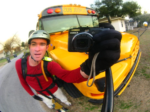 Canon G9 camera in Biloxi, Mississippi, USA