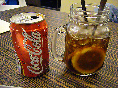 coke lemon