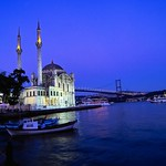 Istanbul: Ortakoy Mosque