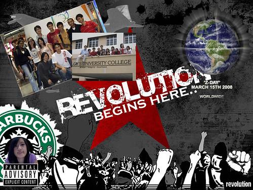 Revolution Z-day Biomed2 Sait Yie