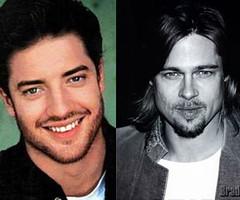 Los famosos que optaron por usar barba