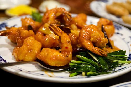 fried shrimp thing