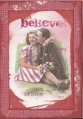 Believe in love