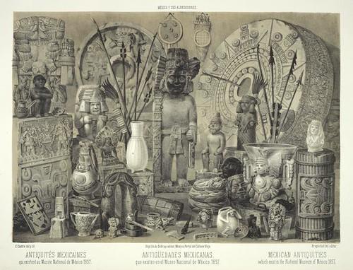 Antigüedades mexicanas
