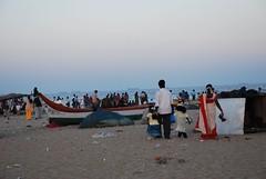 Marina Beach, Chennai (kimberlyblessing) Tags: india marinabeach chennai tamilnadu