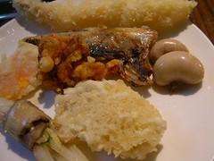 欣葉日式料理中山店 - 第二盤