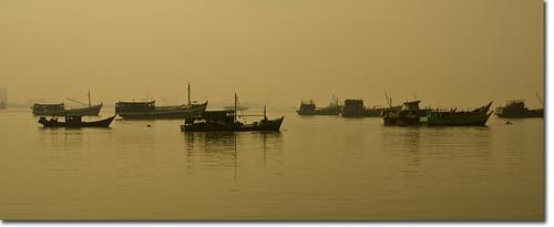 Penang Fishing Boats