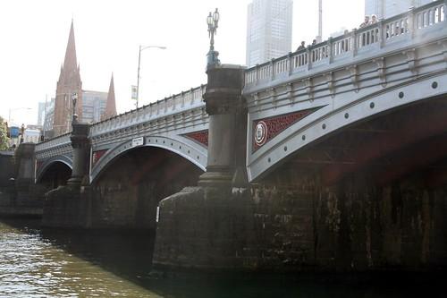 Swanston Street Bridge