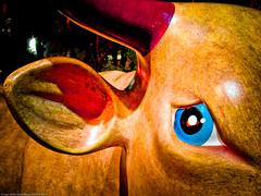 Cow Parade 2005 (HippolyteBayard) Tags: 2005 cow parade puntopixel juancarlosmejarosas