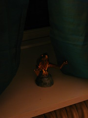 Frog looks happy today (LeChron84) Tags: copenhagen denmark gold frog kbenhavn royalcopenhagen collectorsitem g9 leapingfrog canonpoweshotg9 tackyintherightway