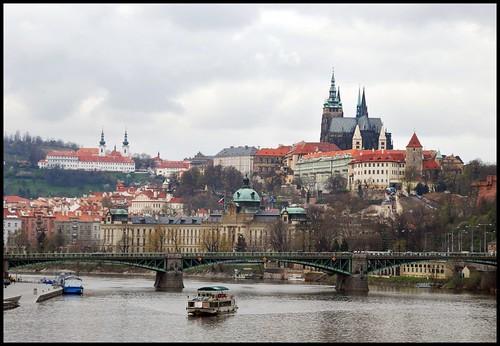 Foto uit Praag