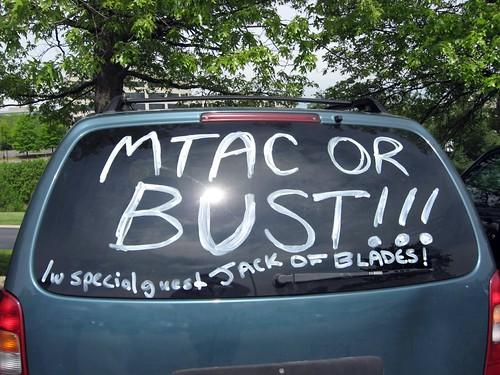 MTAC Or Bust!