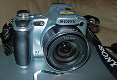 Hello To My Sony DSC-H50!!!