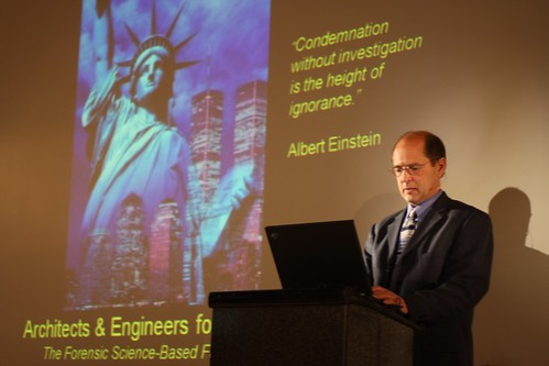 Richard Gage, Architect and Founder of Architects and Engineers for 9/11 Truth