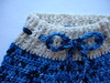 Crocheted Malabrigo Wool Board Shorts (Large) *3 Day Auction* Free First Class Shipping!