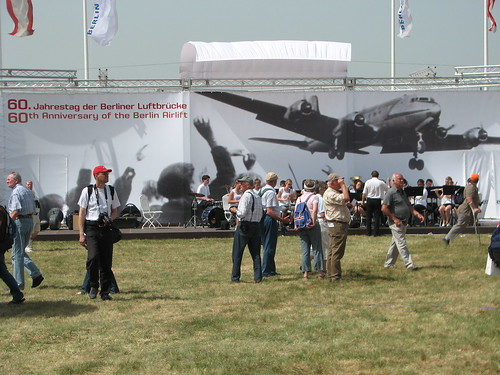 60th Anniversary of the Berlin Airlift