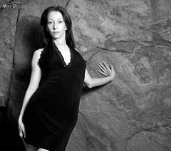 080525_Jynx_3171 - Version 2 (newspaper_guy Mike Orazzi) Tags: portrait woman usa hot sexy girl fashion outdoors model babe flashphotography portraiture jynx blackdress d300 strobist madamejynx mikeorazzi jynxpinups