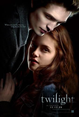 Póster y trailer de 'Crepúsculo' (Twilight)