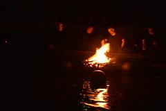 Full lighting of WaterFire Providence RI Rhode Island USA (RYANISLAND) Tags: waterfireri waterfirerhodeisland waterfire providence providenceri providencerhodeisland barnabyevans barnaby evans rhode island rhodeisland ri rhodeislandstate newengland us usa america american rhodeislanders publicart art downtownprovidence 2015 visitprovidence goprovidence iloveri iloverhodeisland visitrhodeisland fire flames bonfire outdoorfire fireart artfire fuego llamas discoverrhodeisland visitri cityofprovidence cityofprovidenceri city