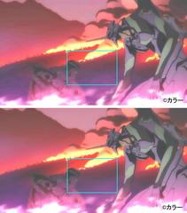 090513 - 日本SONY正式發表嶄新的畫面色階編碼技術「SBMV」,並將搭配Blu-ray Disc、DVD『福音戰士新劇場版:序 EVANGELION:1.11』同步問世