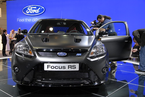 Focus RS500 by Ford in Europe.