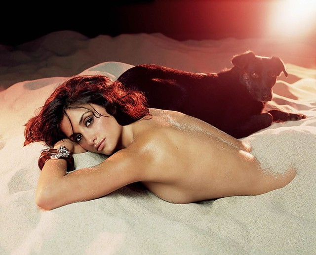 Penelope Cruz by Tracktor1