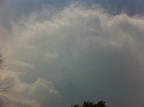 Mesocyclone Storm?