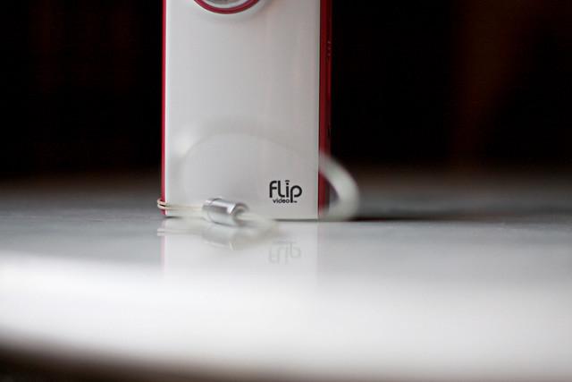 My new PINK flip!