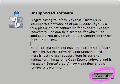 Installer Latex sur Mac 1