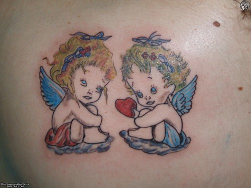 cute heart tattoo. Cute tattoos