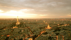 Sunset in Paris (Thumbnail)