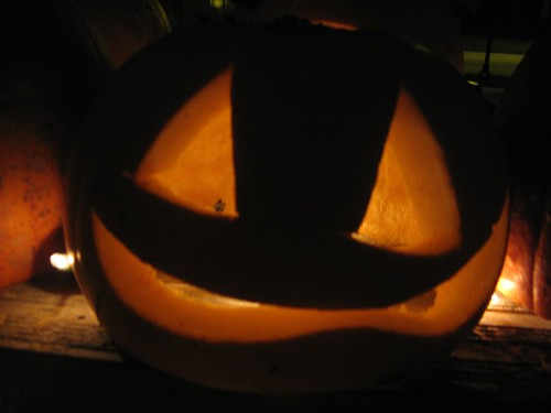 Intoxicated pumpkin