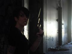 Ready (slaughter20) Tags: gun retrato contradiction pistola lachurri mataderodevillaviciosadeodon