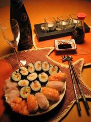 Il sushi è più buono se fatto con le proprie mani!!_6 (NoNicksFree) Tags: sushi sashimi giapponese jappy nighiri