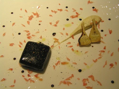 fat duck liquorice salmon