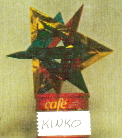 Café Kinko Four Hollow Triangles