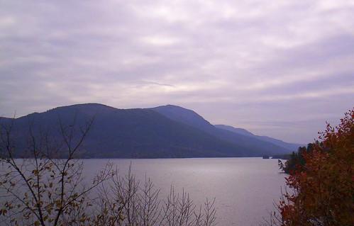 Lake George Looking East