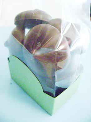 602 Chocolates, public market