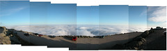 Above it all! (Clueless N00b) Tags: panorama washington mt