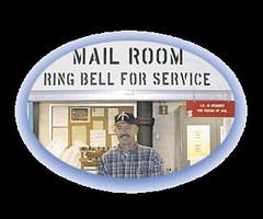 campus mailroom