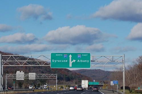 Interstate 88 (Eastern Segment) Western Terminus